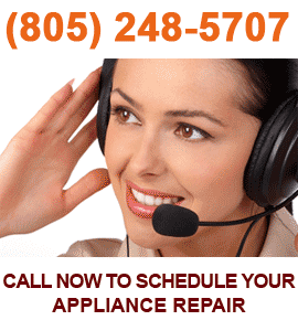 Call now to schedule your appliance repair in Santa Barbara at (805) 248-5707