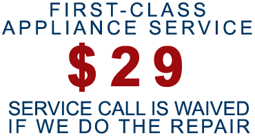 First Class Appliance Service Santa Barbara